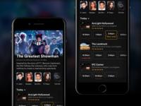 Movie Tickets App - List 🎬