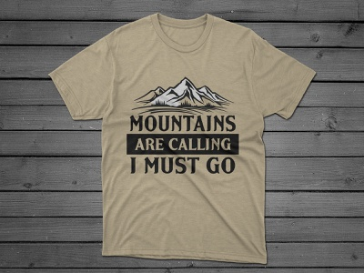 Hiking t shirt design hills graphicdesign t shirt design for man mountains typography typography design unique t shirt t shirt design ideas custom t shirt hiking hiking shirt hiking t shirt t shirt designer t shirts t shirt t shirt design