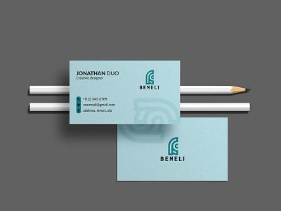 Minimal Business Card Design branding logo design logo graphic design mockup custom print ready minimal business card minimalistic minimalist minimal card design card business business card