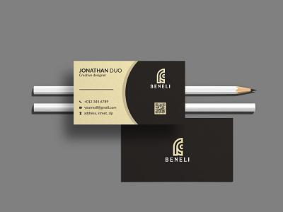 Modern Minimal Business Card Design card design graphic design creative minimal modern minimal minimal business card minimal design business card design business card