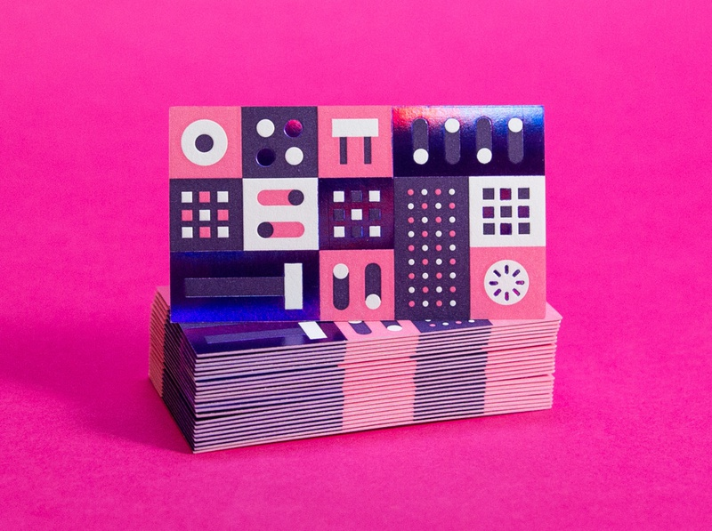 RunKit Business Cards brand identity branding business card businesscard stationary