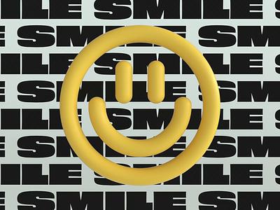 smile smile smile smiley 3d smiley face c4d octane render render smile