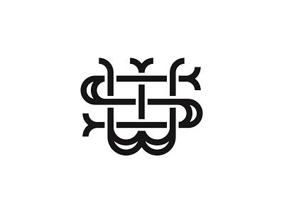 SW Monogram monogram sw mark w s branding logo design logo