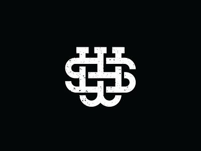 SW Monogram pt. 3 monogram sw mark w s branding logo design logo