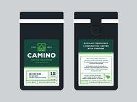 Camino Coffee Roasters (new bags!)