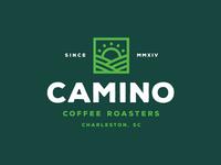 Camino Coffee Roasters Lockup