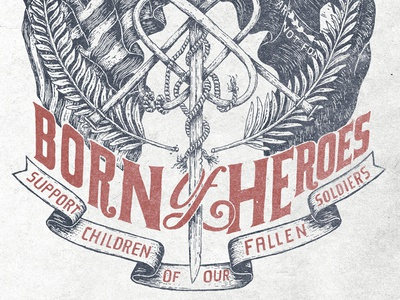 Born Of Heroes