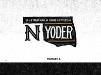Nyoder logo presentation