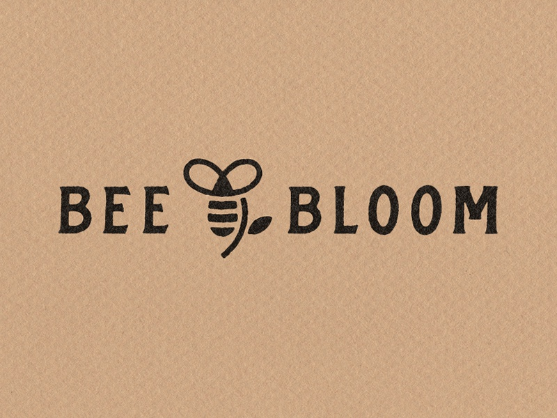 Bee and bloom 3