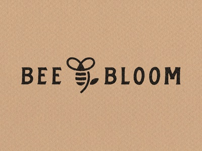 Bee And Bloom