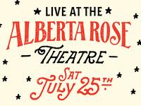 Alberta Rose