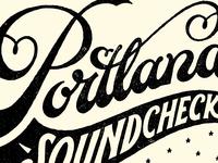 PDX Sound Check