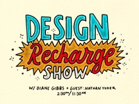 Design Recharge Show