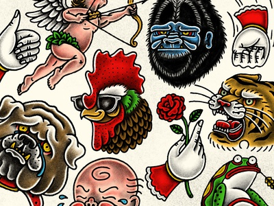 iOS Stickers