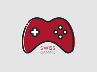 Swiss Gaming - Logo / Brand Design