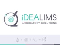 iDEALIMS - Logo / Brand Design