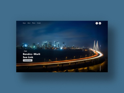 First UI Design web ux mockup wordpressdeveloper conceptdesign minimal uxdesign uidesign adobexd
