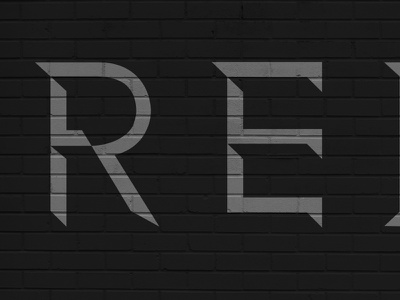 Rebirth Creative // new studio type branding brand logo vector illustration illustrator type typography