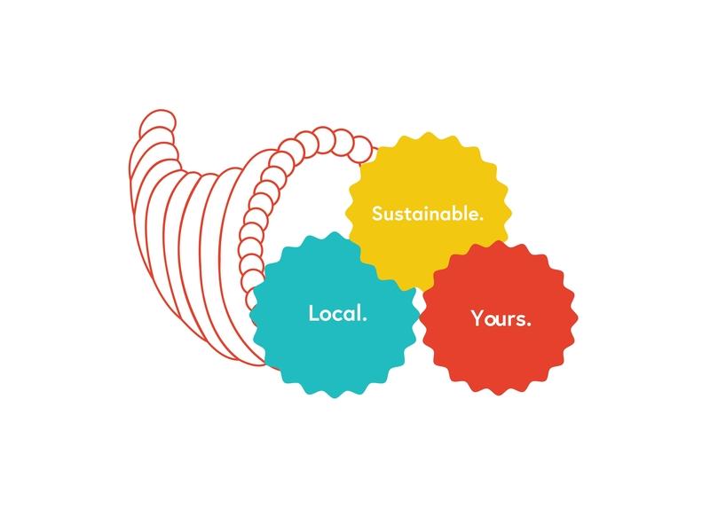 Chicago Market Branding graphics illustration branding