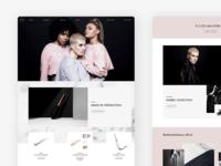 Beauty Website 3