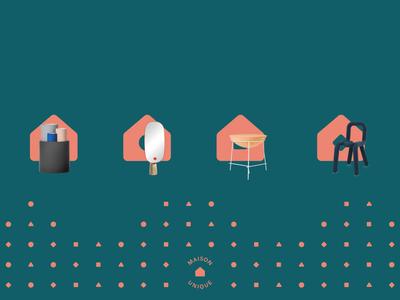 Hoem home pattern design design pictogram geometric art texture pattern