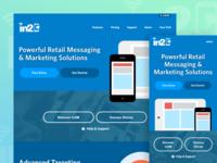 in2Marketplace.com - web design