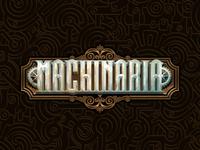 Mashinaria Logotype