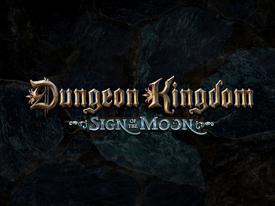 Dungeon Kingdom Logotype
