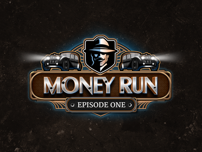 Money Run Logotype