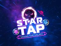 Star Tap Game Logotype