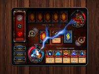 Demons Vs. Wizards UX / UI