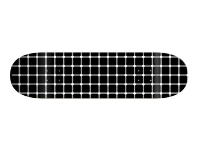 Trippy - illusion 2 skateboard design vector art muckmouth graphic design skateboard graphics skateboard