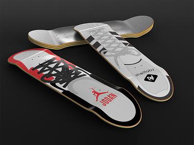Def - Jodan and ShellToby Render 2 skateboard design vector art muckmouth graphic design skateboard graphics skateboard art