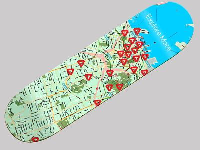 Explore More art direction graphic design skateboard design skateboard graphics