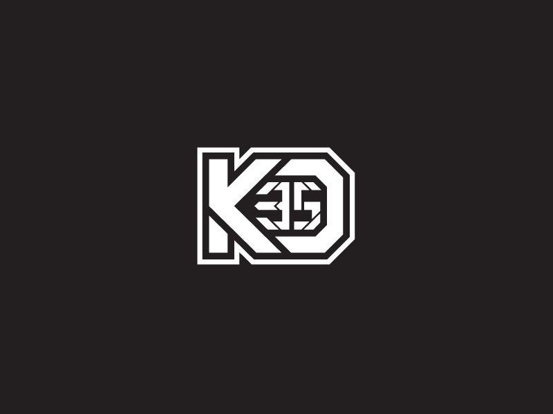 Kevin Durant Logo by E...