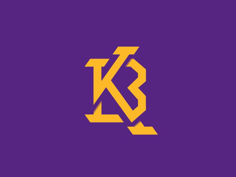 Kobe Bryant Logo by Evan Miles  682317672f94