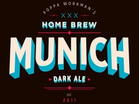 Home brew label 2