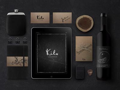 Kilo design logo branding