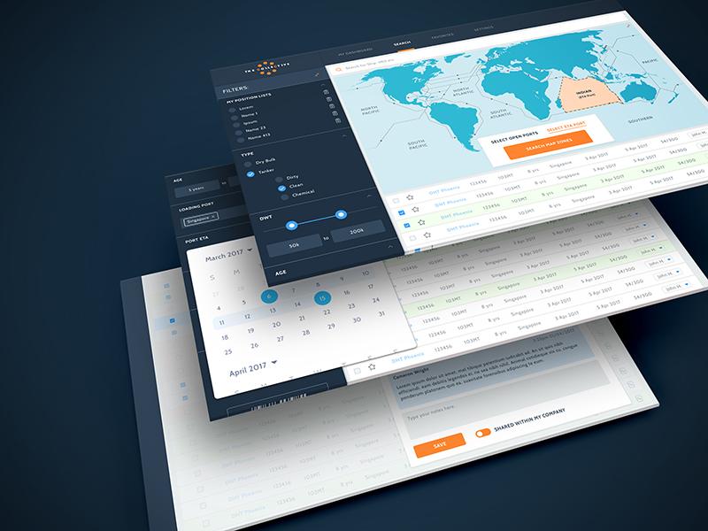 The Collective web desktop ux ui