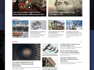 In the workings... front-end ux ui web career usa university academic student education colleges news