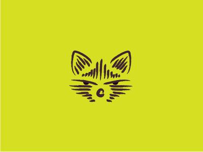 Sarcastic Fox sarcastic fox cat doodle scribble illustration shaggy funny lines