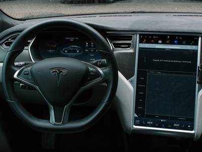 Prototyping for the Tesla Model S