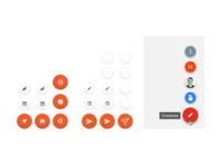 Testing icons
