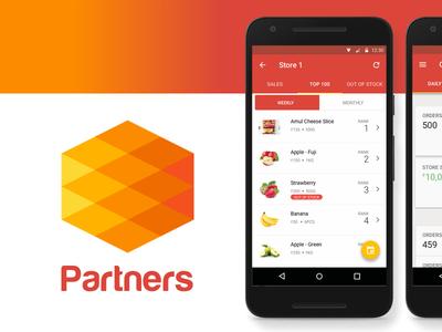 PepperTap Partners App