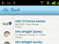 Android App UI