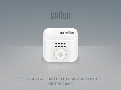 Braun T3 iOS icon