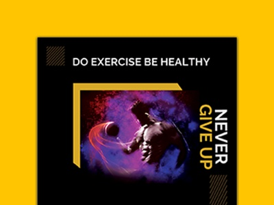 gym poster design instagram banner instagram post gym flyer strong exercise poster fitnessmodel crossfit poster personaltrainer poster ads banner ads design lifestyle poster training poster bodybuilding poster poster design motivation fitness app workout fitness gym