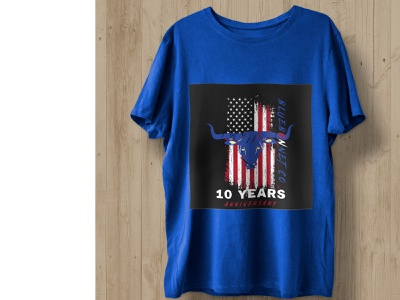 Anniversary T-Shirt Design with American Flag t shirt design t-shirt symbol shirt retro print lumberjack lumber logo logger label isolated illustration hipster graphic emblem element design character graphic designer