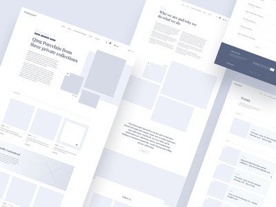 Ecommerce Website Wireframes shop website product page homepage ecommerce prototype ux mockup wireframes wireframe