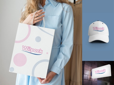 Wilpack Branding branddesigner auroma auromaproduction logodesign gujarat business card design brnading packagedesign india graphicdesign